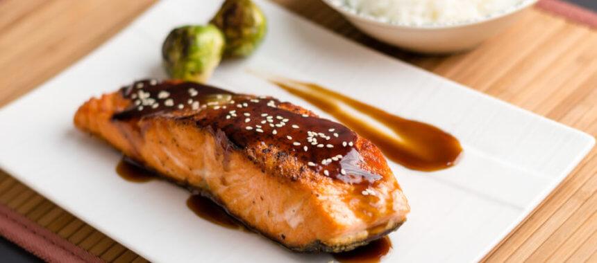 Salmon Teriyaki Recipe