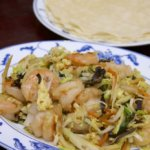 Quick 'n Easy Moo Shu Shrimp