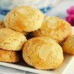 Recipe To Bake Almond Cookies