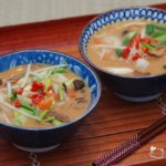 Authentic Dragon Soup with Chicken