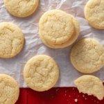 Easy Vanilla Cookies Baking Recipe