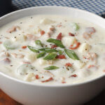 How to Make Creamy Clam Chowder