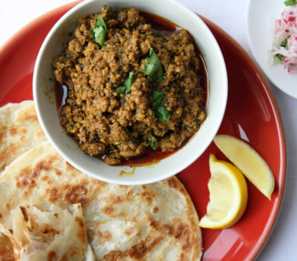 Indian Lamb Keema Recipe