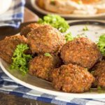 How To Make Vegetarian Falafels